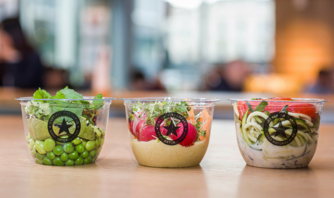 8 Vegan options from Pret A Manger you can pick up for lunch