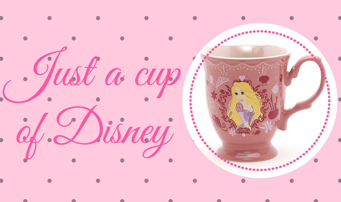 Just a Cup of Disney: Rapunzel Princess Mug