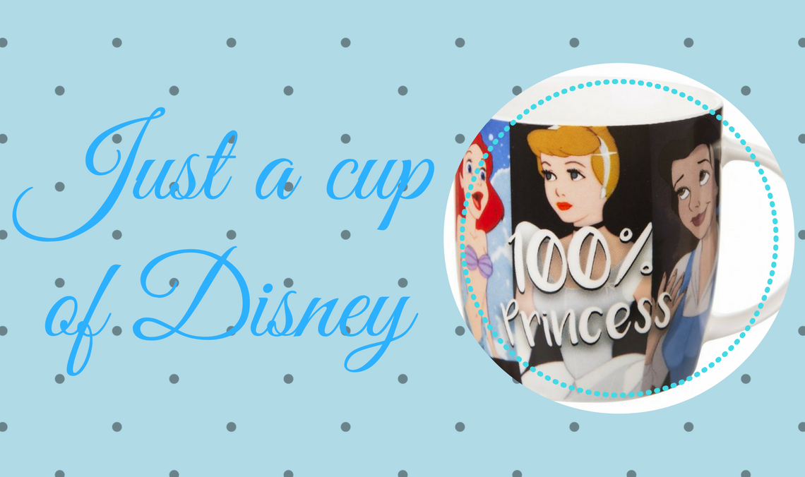 Just a Cup of Disney: 100% Princess Mug
