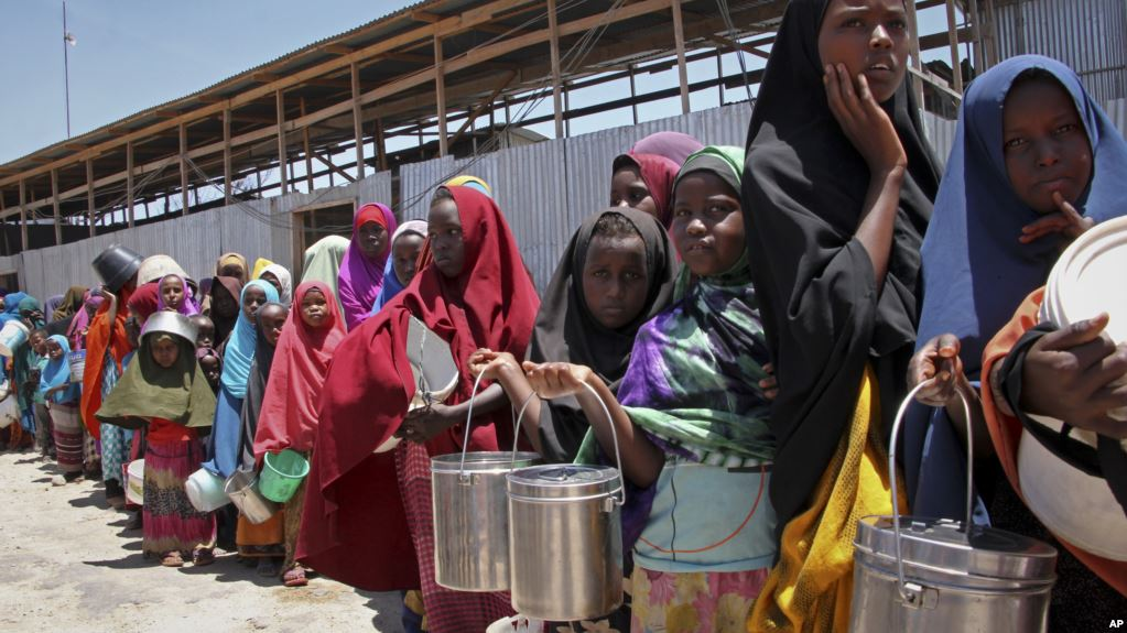 Somalia Aid: How you can help the humanitarian crisis