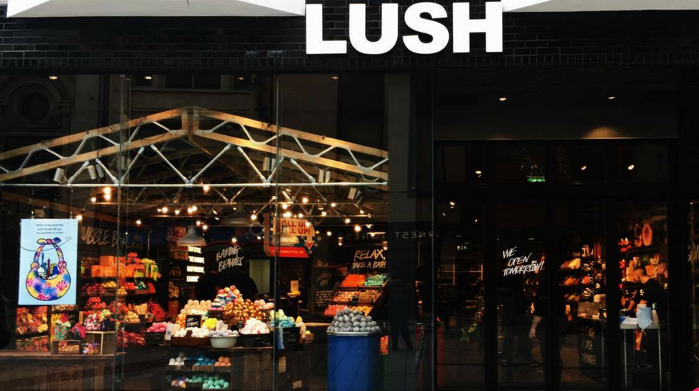 LUSH Spa's Hard Days Night Treatment