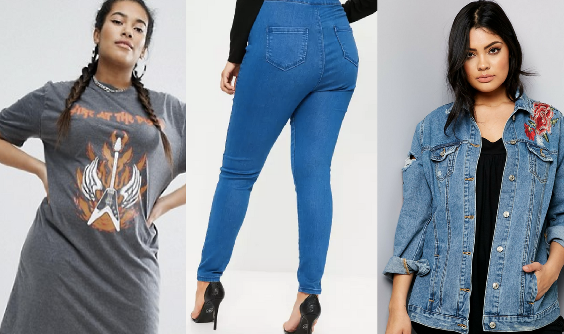 Plus Sized Picks: Spring 2017