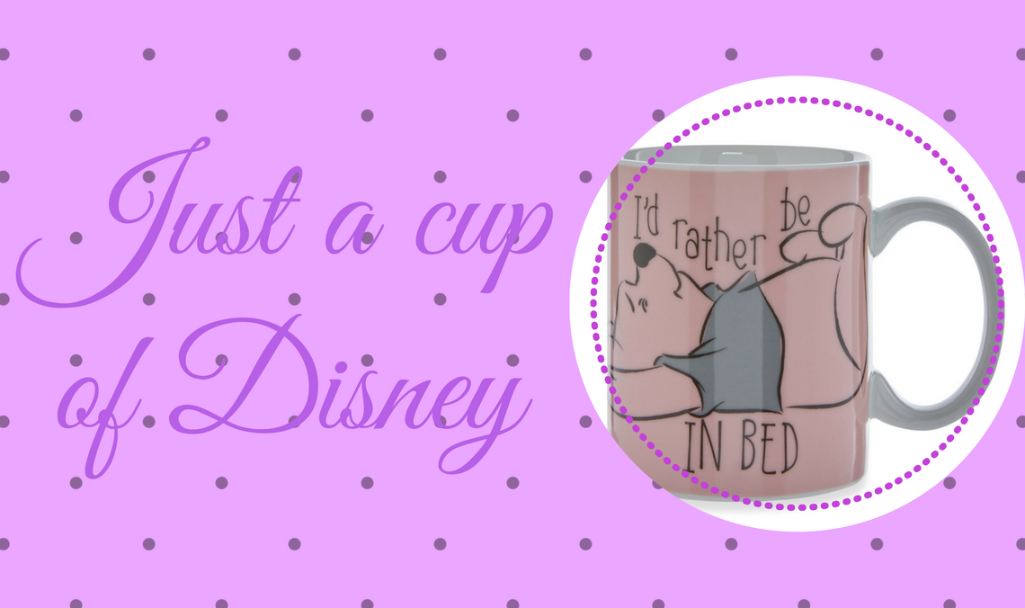 Just a Cup of Disney: Winnie the Pooh mug