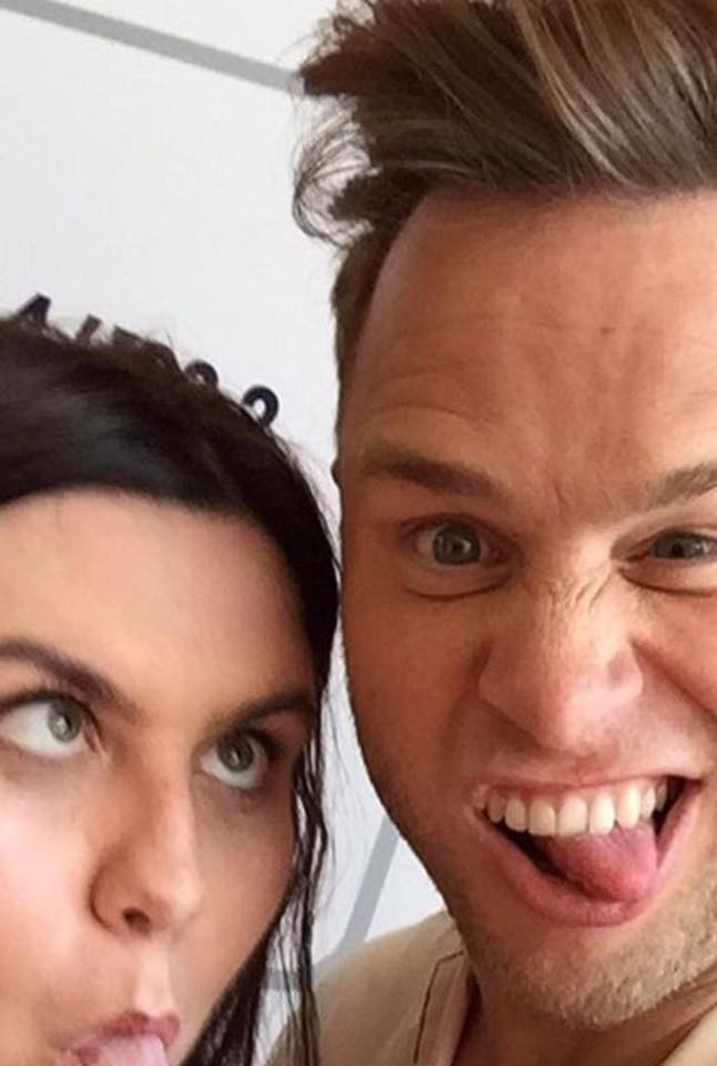 How To Meet A Celebrity Olly Murs Meets Fan Selfie Funny Face
