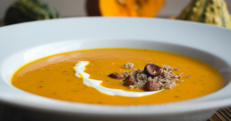 Recipe: Autumn Pumpkin Soup