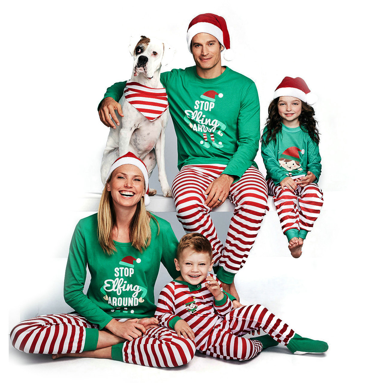 Christmas Pjs.The Best Christmas Pjs 2017 All That Jazmin