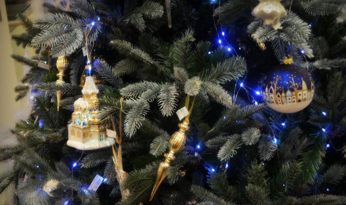 John Lewis Christmas Shop 2017