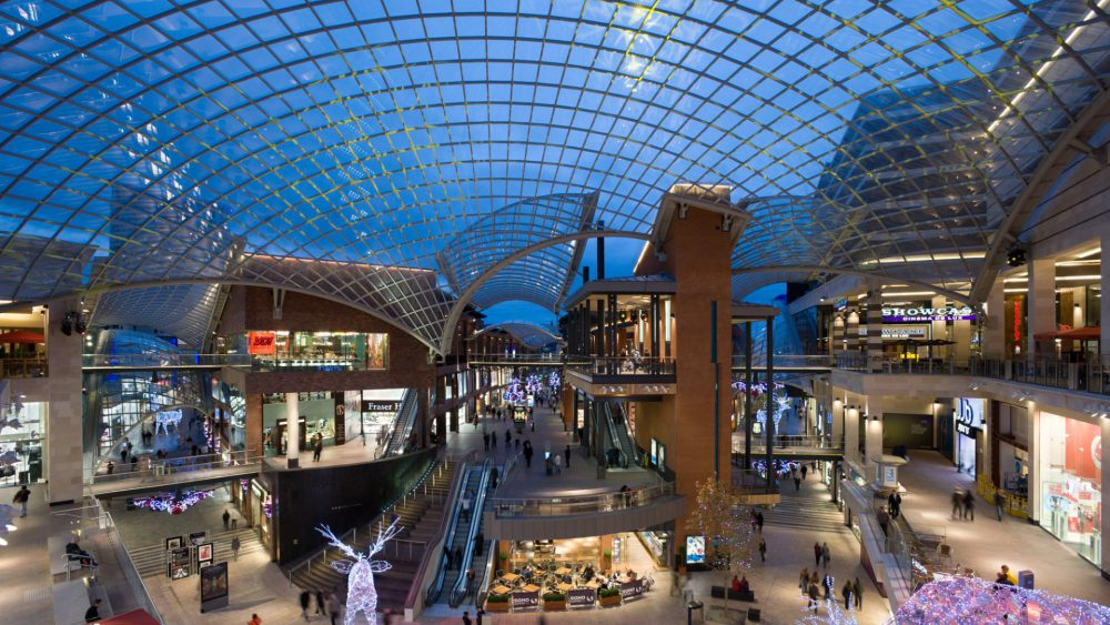 Best Places Christmas Shopping