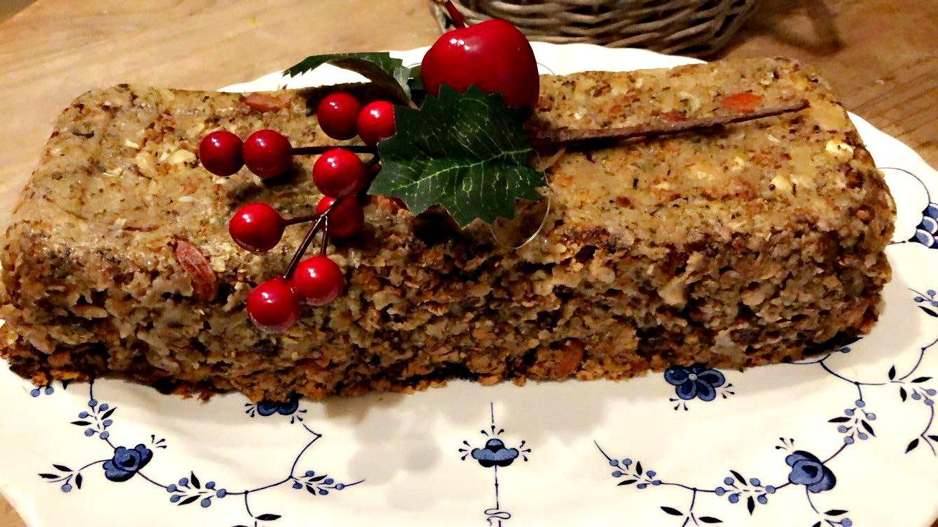 Veggie Nut Roast Recipe