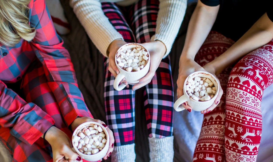 Blogmas Day 1: Christmas PJs