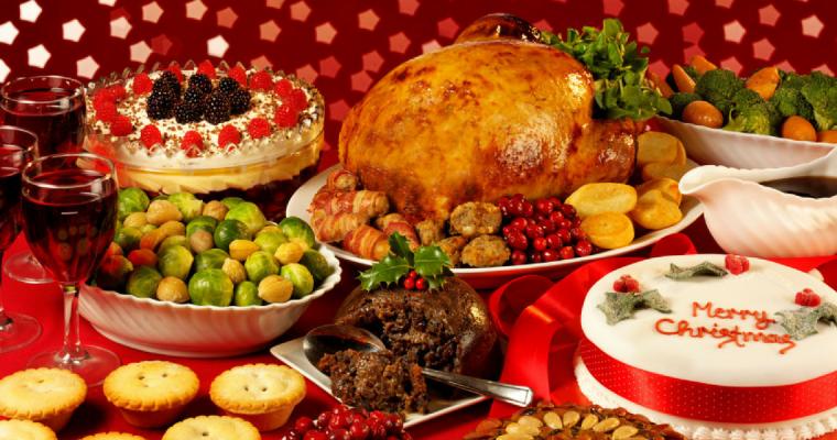 Blogmas Day 16: Christmas Dinner Around The World