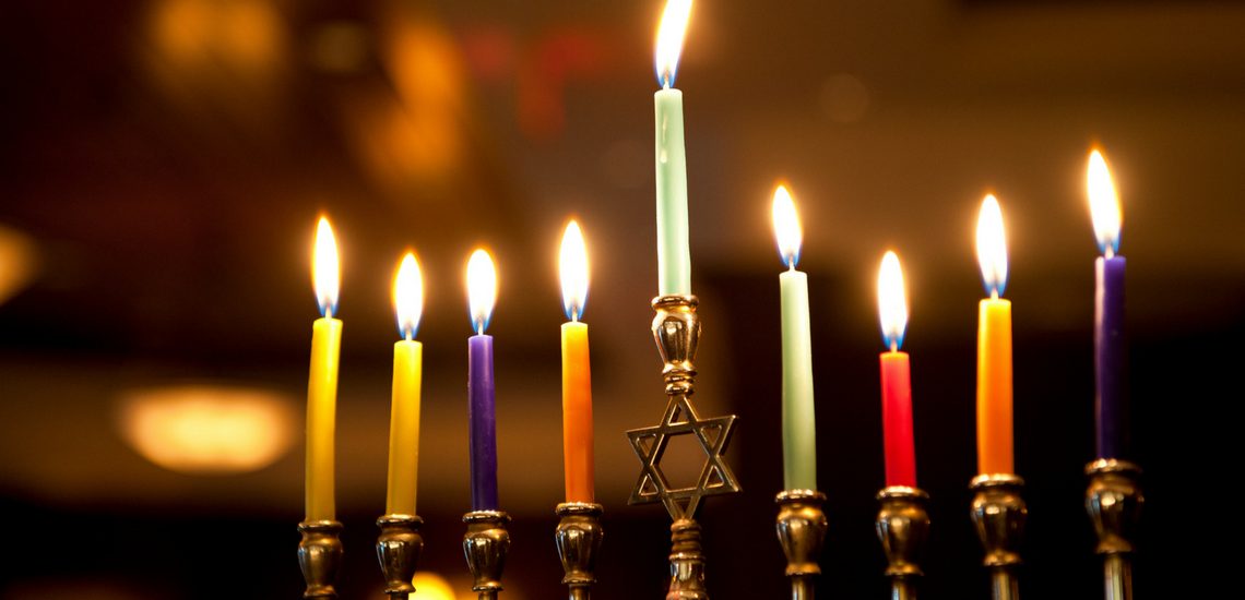 Blogmas Day 13: Learning About Hanukkah