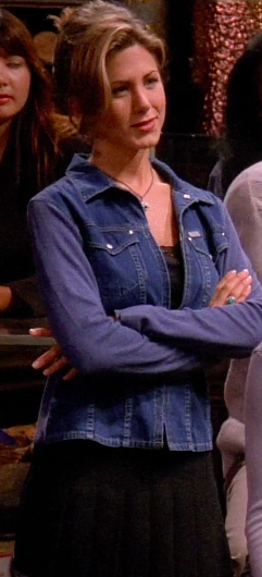 Best Outfits From Friends