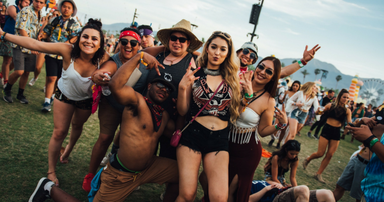 The Best Festival Trends Inspired By Coachella 2018