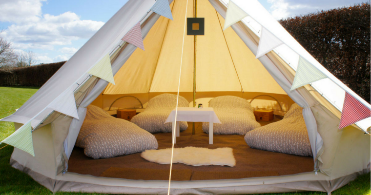 7 Luxury Glamping Locations To Visit This Summer