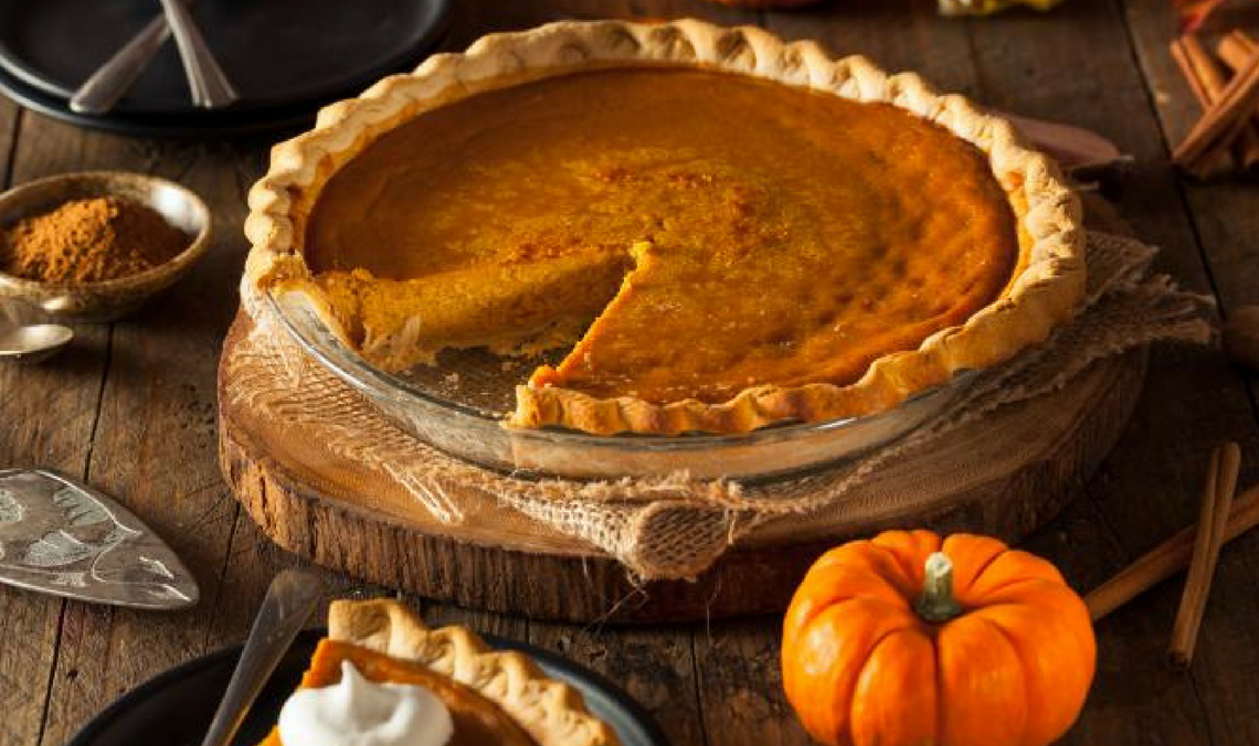 Perfect Vegan Pumpkin Pie Recipe for Autumn | ALL THAT JAZMIN