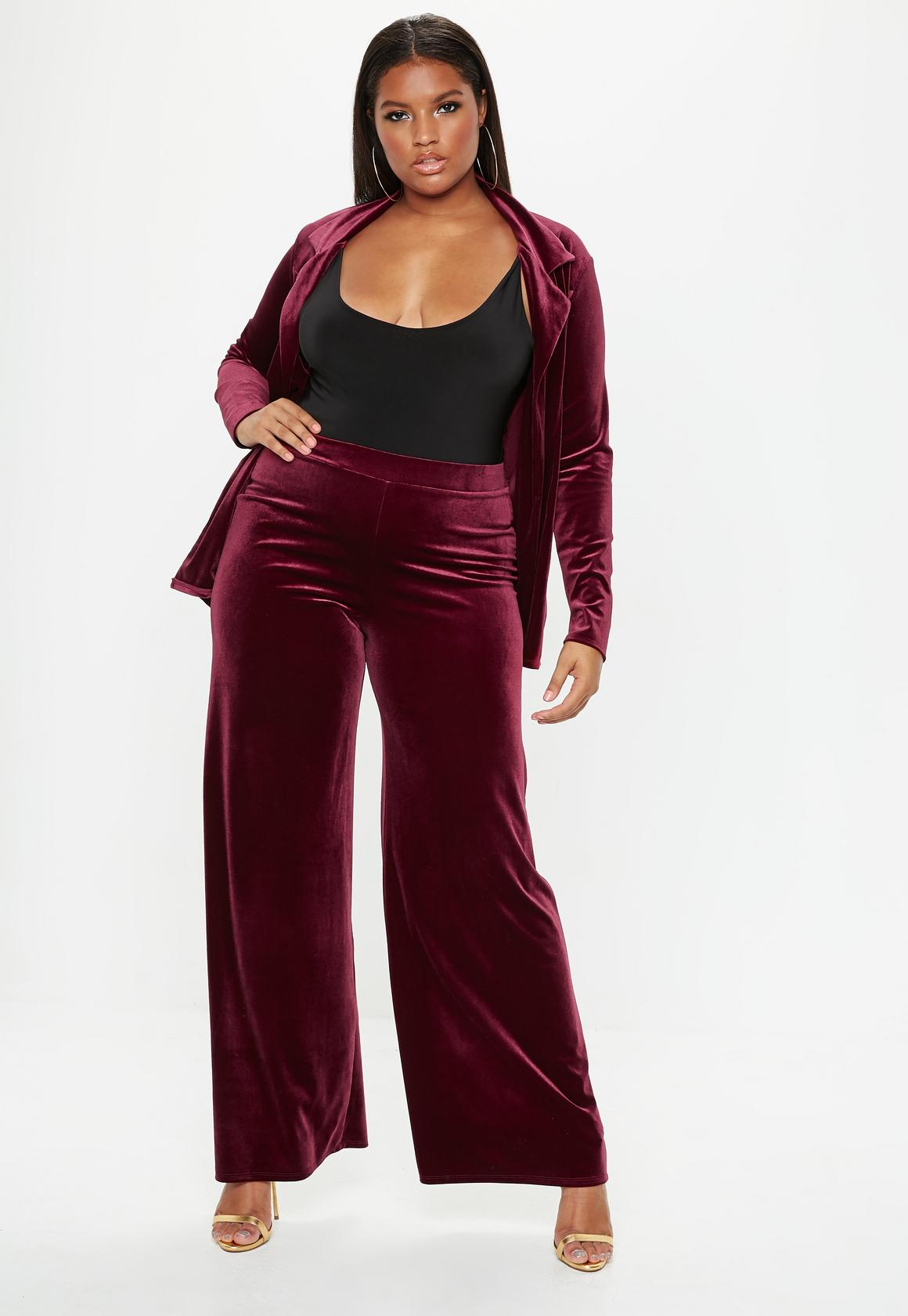 Plus Size Christmas Party Wear