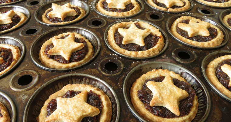 Very Merry Vegan Christmas Mince Pie Recipe