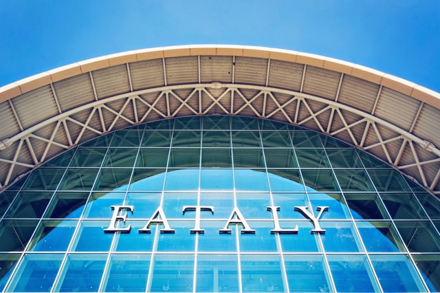 Eataly Roma Italian Authentic Food Rome Travel Diary