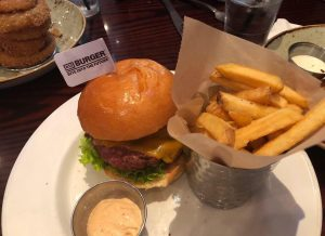 Hard Rock Cafe Rome Veggie Burger Vegetarian Option Rome Travel Diary