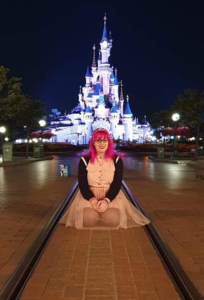 Disneyland Paris Tips and Tricks Magical Photos Sleeping Beauty Castle At Night