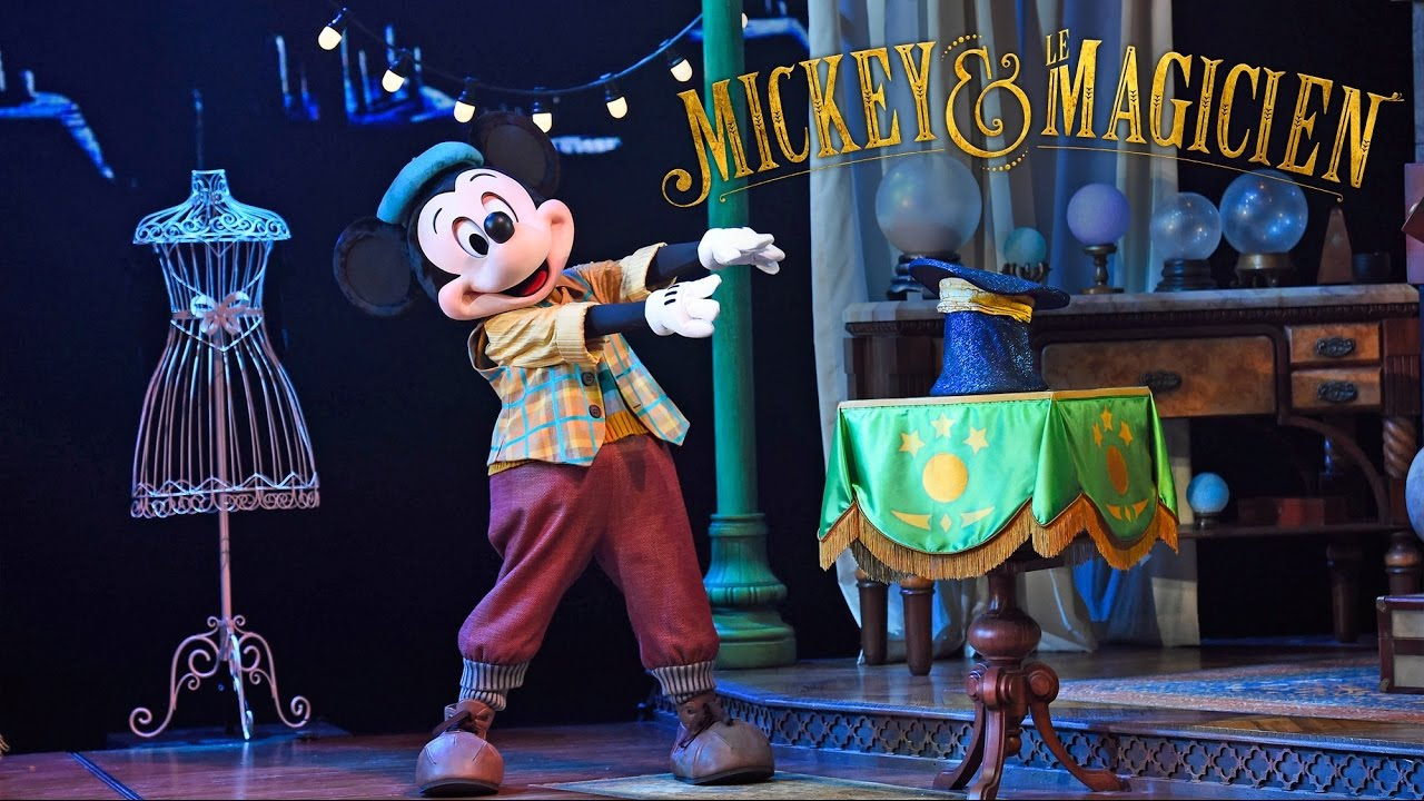 Disneyland Paris Tips and Tricks Mickey and the Magician Walt Disney Studios Show