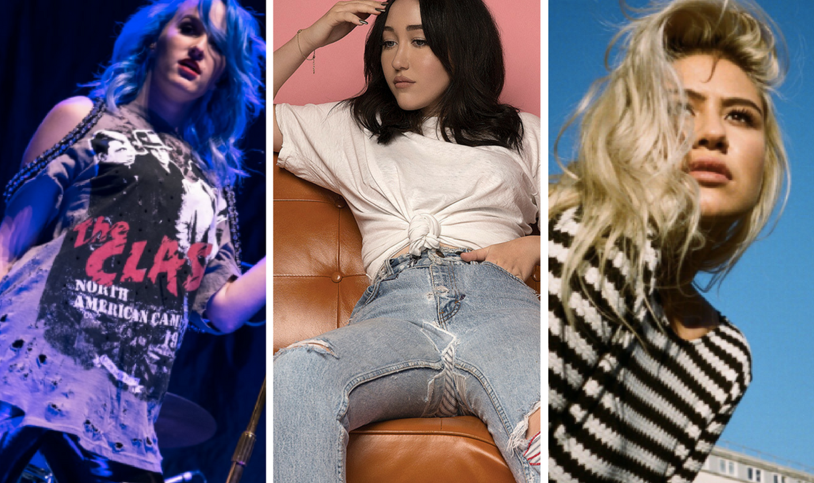 5 artists that are ones to watch in 2017