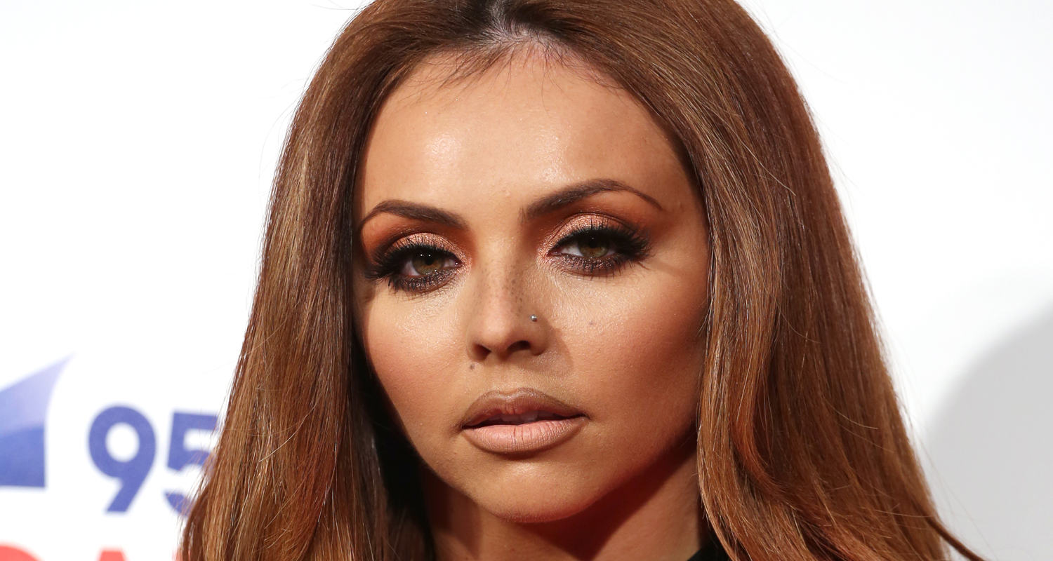 Celebrity Bargain Buy: Jesy Nelson's Jumper Dress