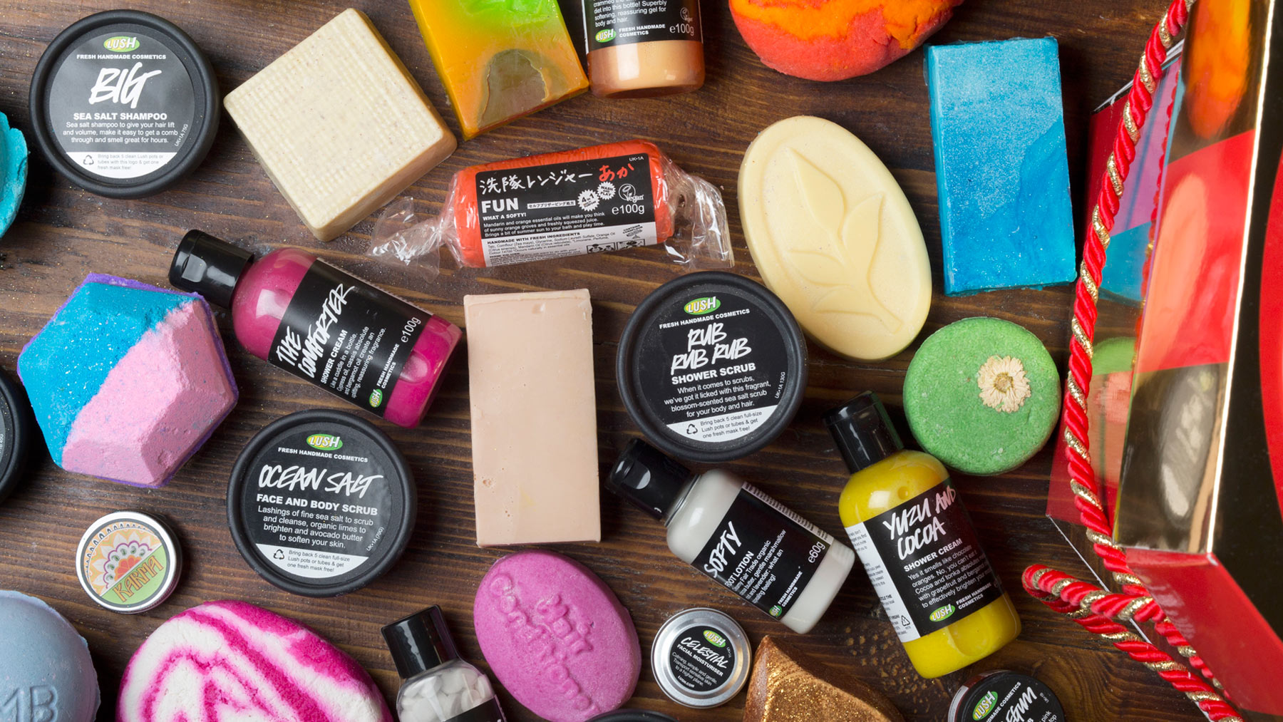Three Ways to Score Free LUSH products