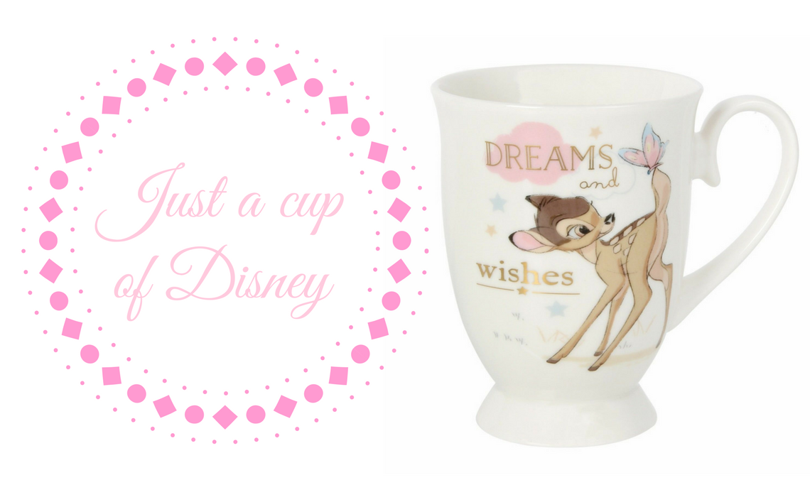 Just a Cup of Disney: Bambi Dreams and Wishes Mug