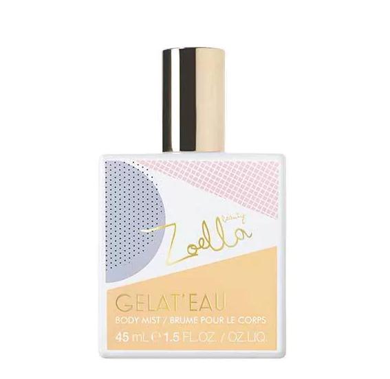 September Favourites 2017 Zoella Beauty Gelat'Eau Body Mist