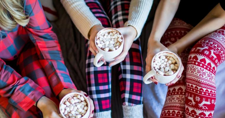 Blogmas Day 1: Christmas PJs