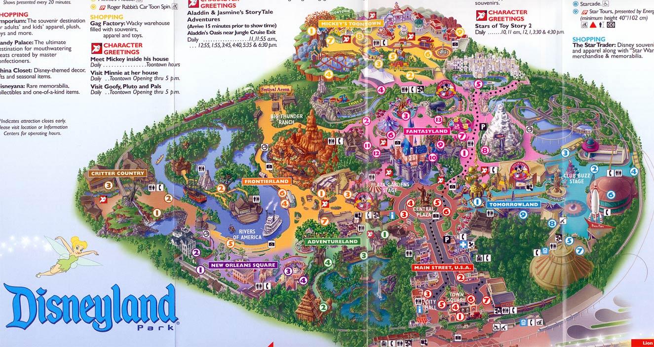 Disney Park Bag Essentials