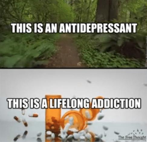 Medication shaming