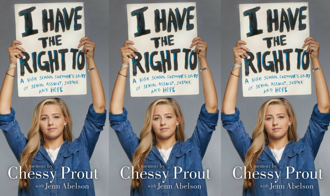 My Thoughts On #IHaveTheRightTo By Chessy Prout