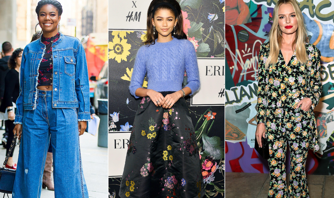 5 Ways to Wear Winter Florals For All Occasions