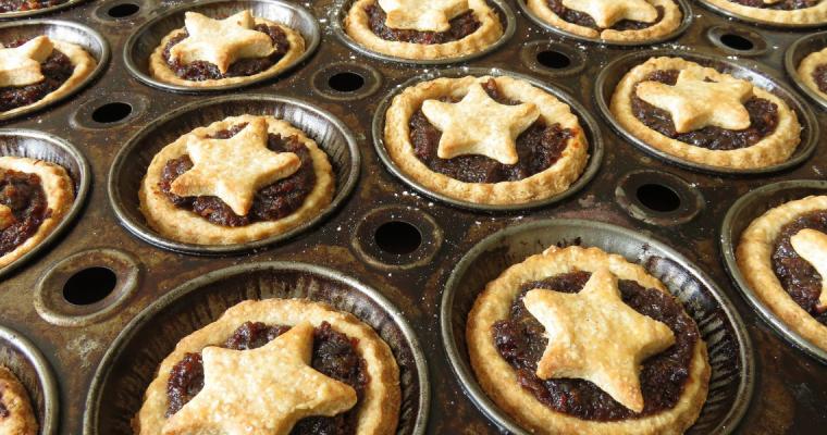 Very Merry Vegan Christmas Mince Pie Recipe