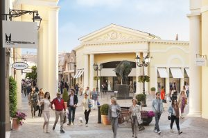 Castel Romano McArthur Glen Rome Italy Shopping Designer Outlet Rome Travel Diary
