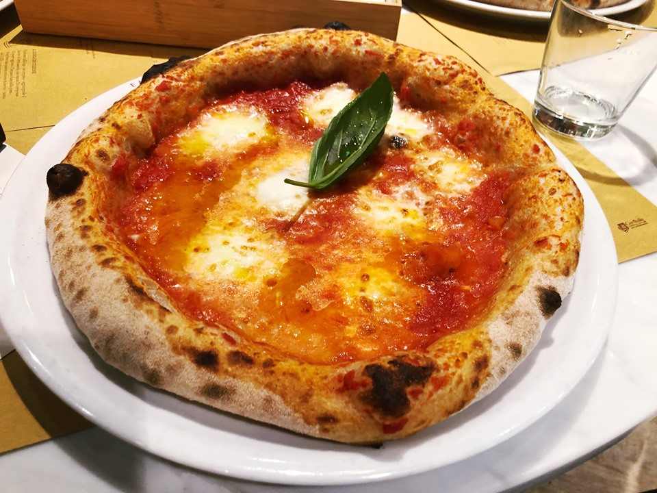 Eataly Roma Authentic Italian Pizza Rome Travel Diary