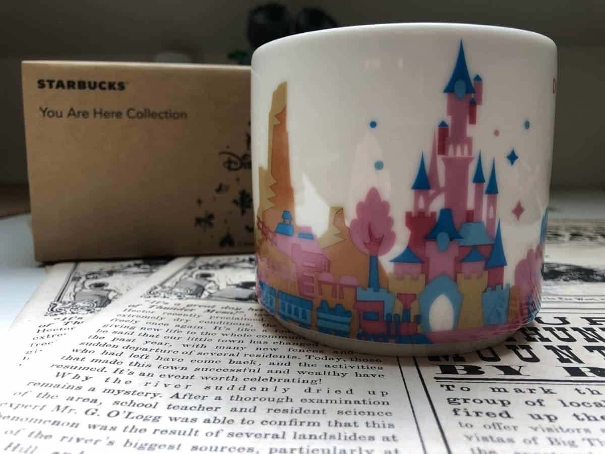 Disneyland Paris Tips and Tricks Disneyland Paris Starbucks Mug